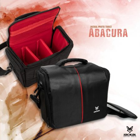 Jackal Abacura fotós, fényképező táska