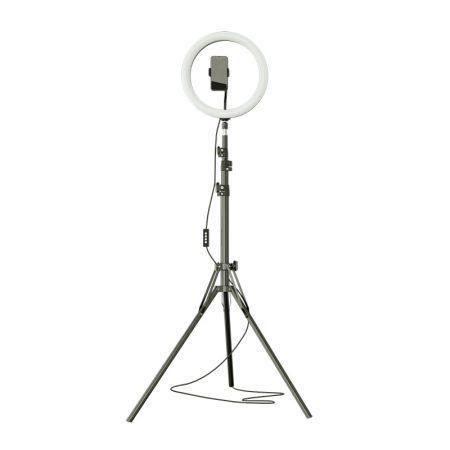 Jackal BS-30 LED körlápma, körfény 30cm ring light, 2m állvánnyal
