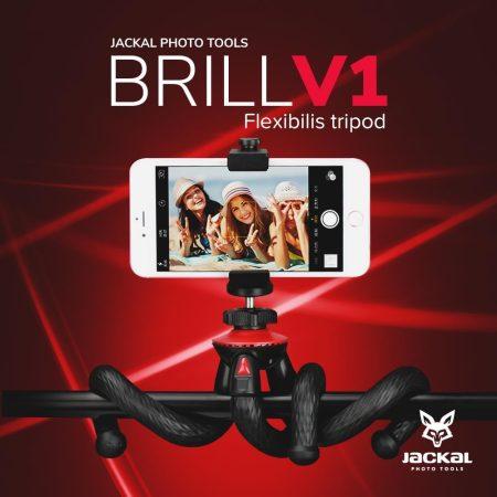 Jackal Brill V1 állvány, tripod