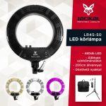 Jackal LR45-50 LED körlápma, körfény