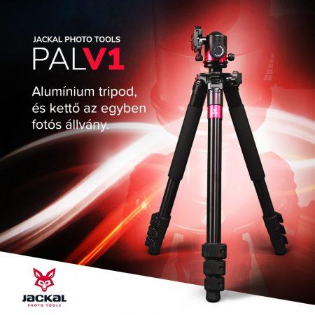 Jackal PAL V1 fotós állvány