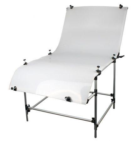 Tárgyasztal, tárgyfotó asztal 100X200cm